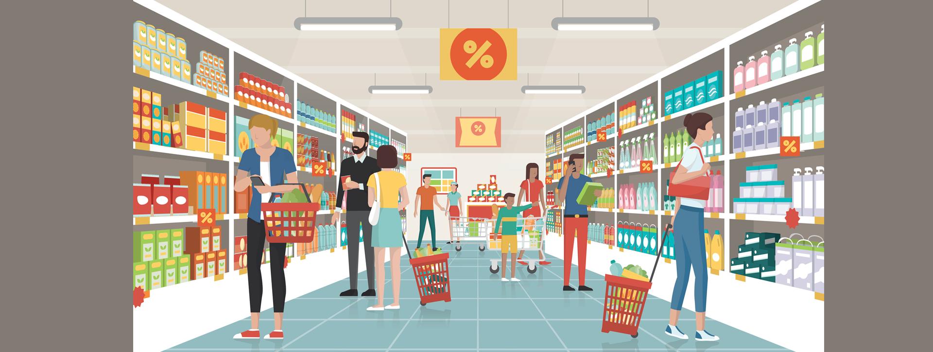cdf093096c3c8 Markanın sürekliliği adına: Alışveriş alışkanlığı oluşturma